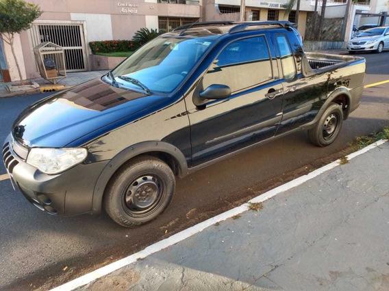 Fiat Strada Cabine Estendida 2 Portas Trek King Flex 1.4