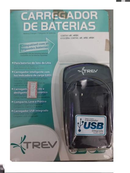 Carregador De Bateria Trev Cbl101p/ Kyocerabp-760s