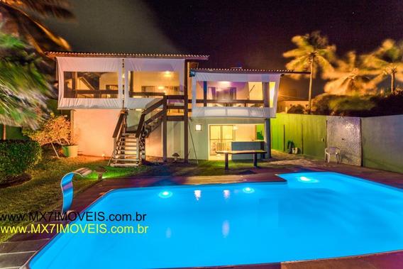 Casa Em Condomínio Com 2 Quartos Para Comprar No Barra Do Jacuípe Em Camaçari/ba - 596