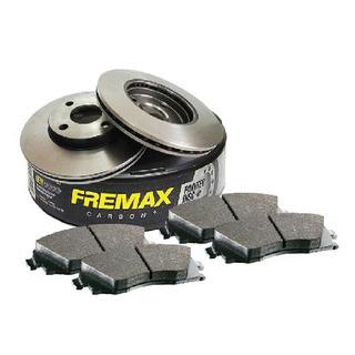 Kit Discos Y Pastillas Fremax Fun-ventilado-k9