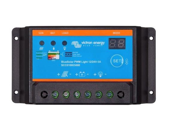 Controlador Carga Bateria Solar Victron Centrium Energy