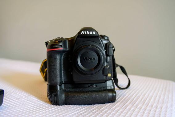 Nikon D850+mb-18+bl-5+2 En-el18c,2en-el15a+mh25+outros Accs.