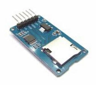 Módulo Cartão Micro Sd Card Cartão Sd