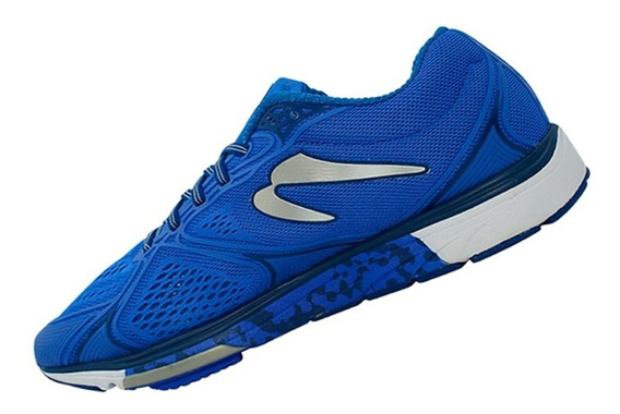 Tenis Correr Newton Running Kismet 5 Hombre Azul/plateado