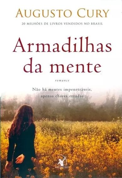 Livro Armadilhas Da Mente - Augusto Cury