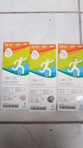 Ingressos Olimpiadas Rio 2016
