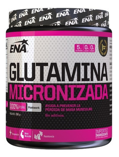 Glutamina (150 Grs) - Ena Sport Rápida Recuperación