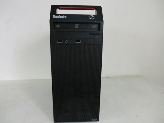 Cpu Lenovo Thinkcentre Mt-m 7099 - H8p - Hd 160 Gb - Usado