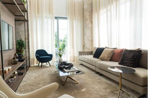 Imagem 1 de 30 de Apartamento Duplex 04 Suítes E 05 Vagas No Barigui, Curitiba - Ad0056