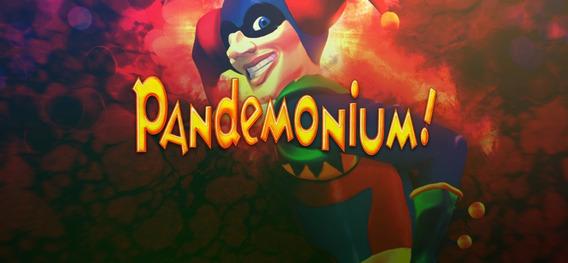Pandemonium Pc Original Envio Grátis Sg