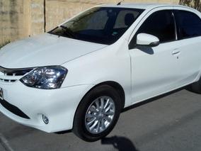 Toyota Etios 1.5 4p Xls 6mt 2015