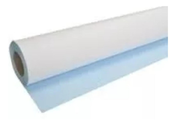 Papel Sublimático Azul 90g A3 (330mm X 100metros) - 1unid