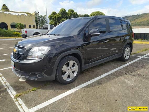 Chevrolet Orlando Blindada