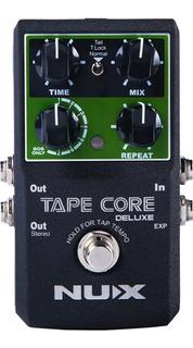 Pedal De Efectos Nux Tape Core Deluxe Echo Y Delay
