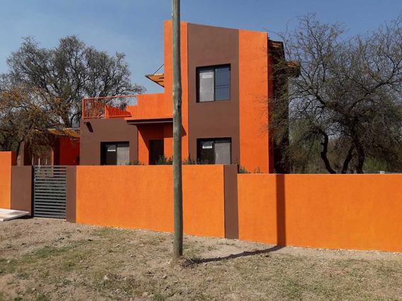 Casa A Estrenar En Merlo San Luis Usd 60.000 Y Cuotas