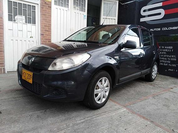 Renault Sandero Authentique Sin Aire