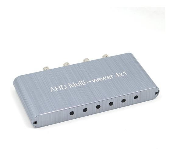 Ahd 4x1 Multi-viewer 4x1 Splitter