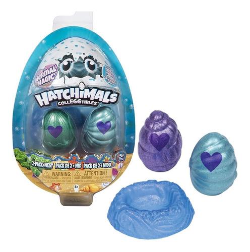 Imagem 1 de 6 de Hatchimals Colleggtibles - Com 2 Ovos Surpresas  - Sunny