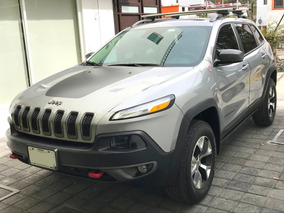Jeep Cherokee 3.2 Trailhawk Mt