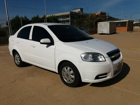 Chevrolet Aveo Lt Automático 2012