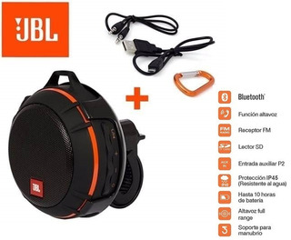 Jbl Wind Parlante Portatil 3w Rms Bluetooth Aux In Fm 10hs