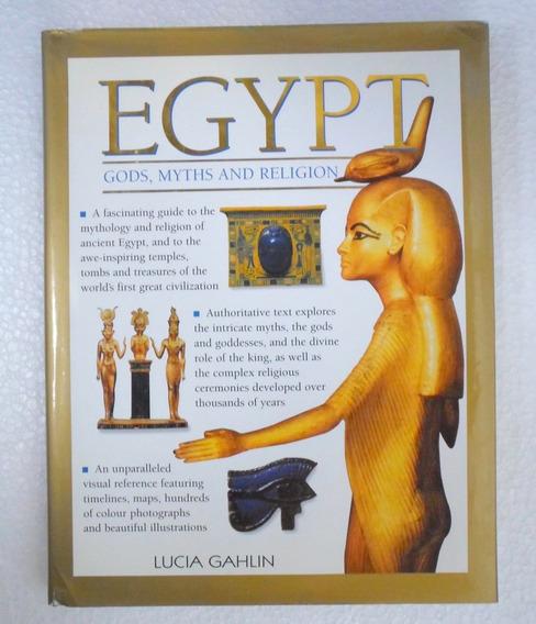 Livro Egypt: Gods, Myths And Religion - Egito Mitos Deuses