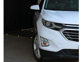 Chevrolet Equinox 2.0 Premier Awd Turbo 2018 Branca Gasolina