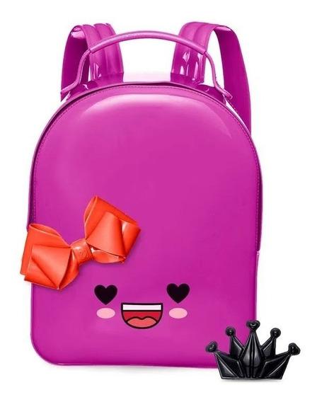 Mochila Original Infantil Petite Jolie Lizzy Pj10010in Pink