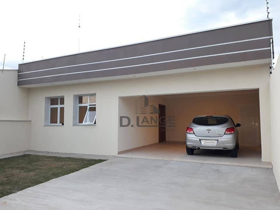 Jardim Nova Europa - Linda Casa Com 3 Dorm., 1 Suíte - Ca13359