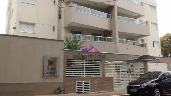 Apartamento Com 2 Dormitórios À Venda, 69 M² Por R$ 380.000,00 - Jardim São Dimas - São José Dos Campos/sp - Ap8436