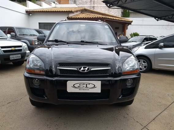 Hyundai Tucson 2.0 Mpfi Gl 16v 142cv 2wd Gasolina 4p Manual