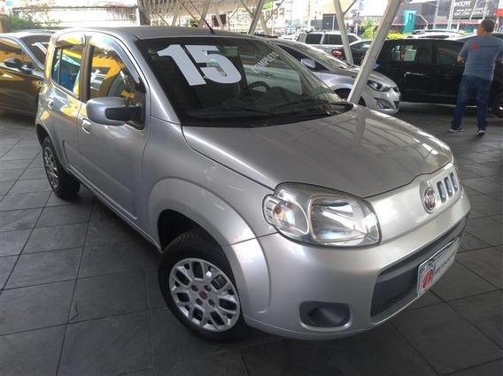 Fiat Uno 1.0 Evo Vivace 4p 2015