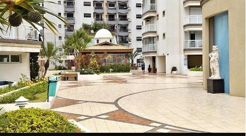 Imagem 1 de 23 de Apartamento Com 3 Dormitórios À Venda, 200 M² Por R$ 1.680.000,00 - Ponta Da Praia - Santos/sp - Ap10506