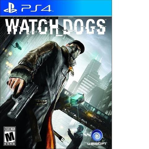 Imagen 1 de 1 de Ps4 Juego Watch Dogs Para Playstation 4 Nuevo!!