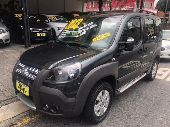 Fiat Doblò Adventure Xingu 1.8 Mpi 16v Flex, Fdo0079
