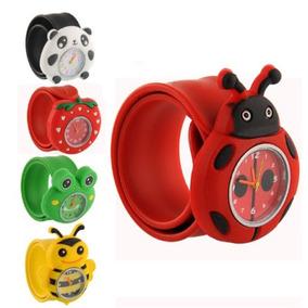 Relógios Infantil Animais Personagens 3d