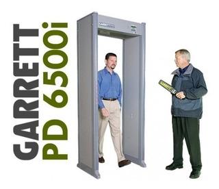 Renta De Arco Detector De Seguridad 33 Zonas