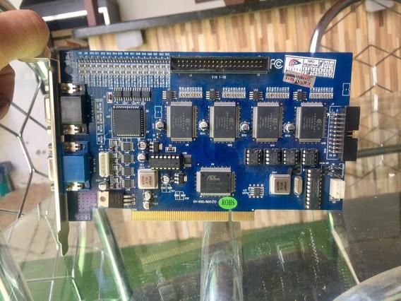 Placa Captura Cameras Gv-650/800(s) V.3.53 Vga