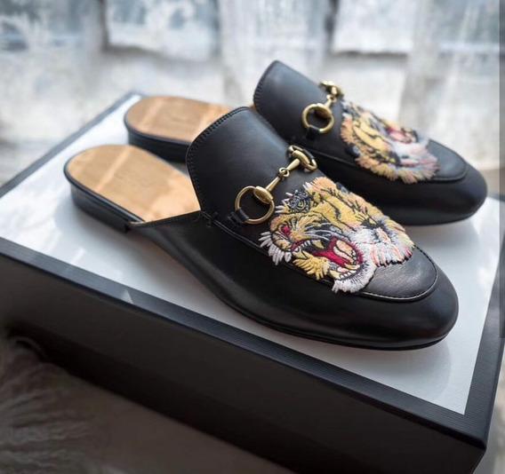 Zapatos Gucci Flats Nueva Temporada