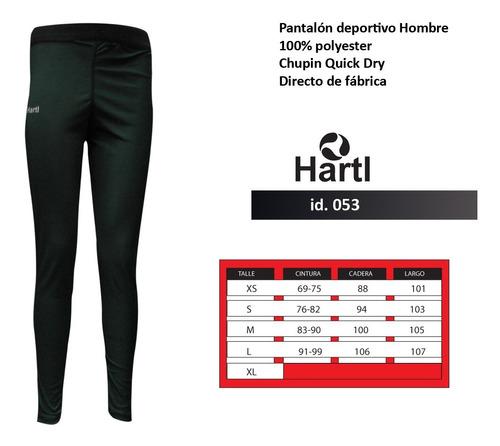 Id053 Pantalón Deportivo Chupin Hartl (hombre)