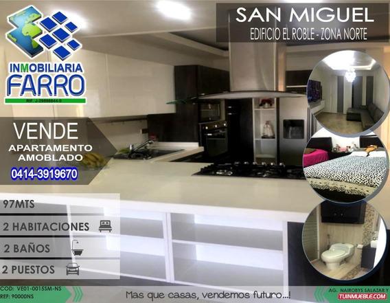 Venta De Apto En San Miguel, El Roble Ve01-0015sm-ns