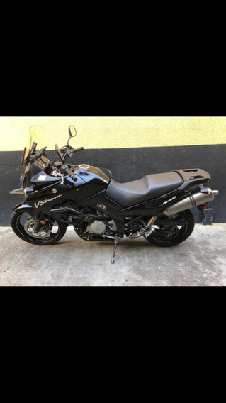 Moto Suzuki Dl-1000 Negro