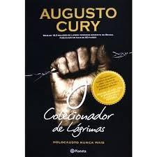 Livro Augusto Cury - Colecionador De Lágrimas