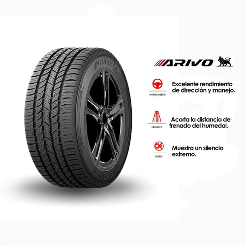 Neumático 235/65 R17  108h  Xl Terrano Arv H/t   Arivo