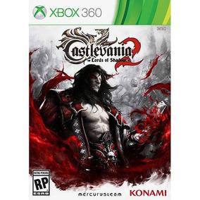 Jogo Xbox 360 Castlevania Lords Of Shadow 2 Física Semino