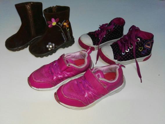 Botas Niña,zapatillas Botita Y Zapatillas Kickers Niña