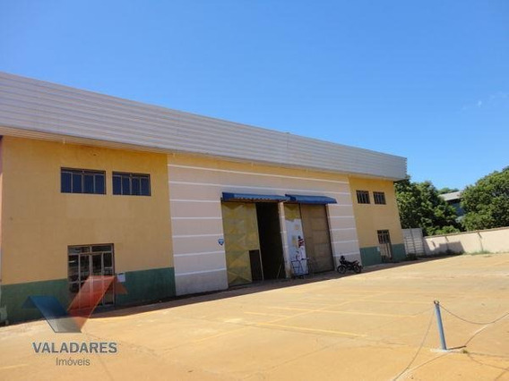 Galpão Para Locação Em Palmas, Plano Diretor Sul - 742183