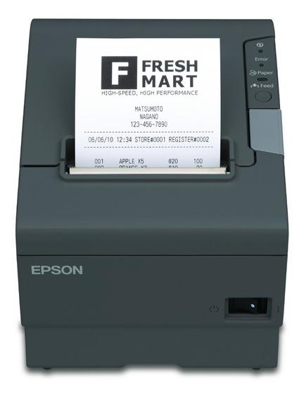 Epson Impresora De Tickets Tm-t88-vp834 Paralela-usb Térmica