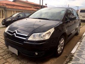 Citroën C4 2.0 Exclusive Sport Flex 5p - Melhor Preço