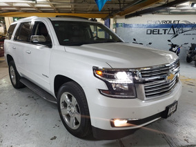 Chevrolet Tahoe 5.4 Premier Piel 4x4 At 2017